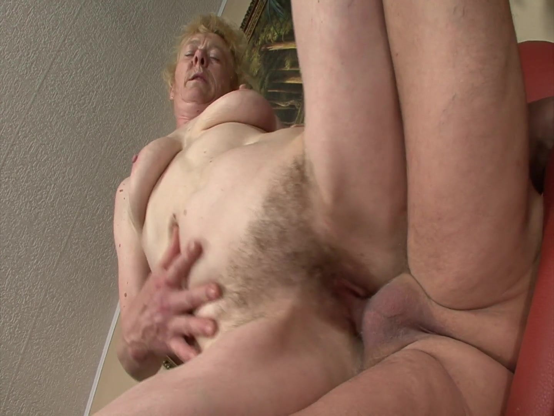 Granny Sucking Big Black Cock