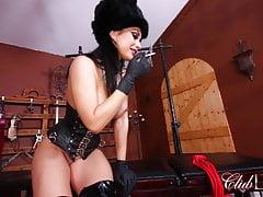 Mistress urethral sounding