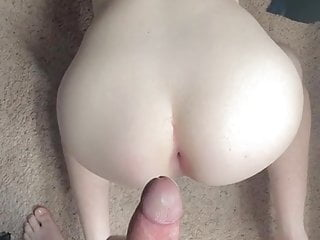 Fat cock ready to fuck hole...