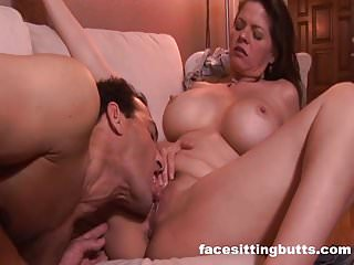 Milf gets a creampie surprise...