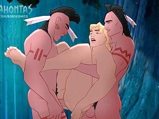 Animation Fuck Scenes CockaHontas Naruto X Sasuke and more