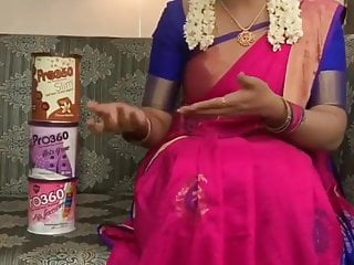 Serial actress vj chthu boiling hot mooding