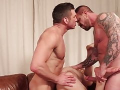 Tomas Brand, Rocco Steele and Dmitry Osten