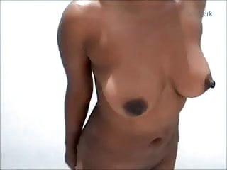 Sandra big nipples