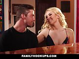 Step Milf Aaliyah Love Seduces lucky step son Dylan