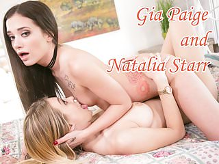 The art of foreplay with Gia Paige and Natalia Starr