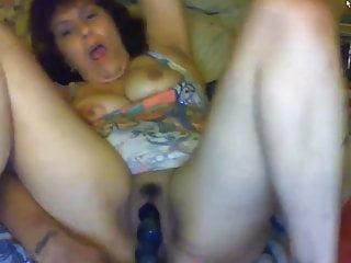 Webcam: Nasty, crazy Milf