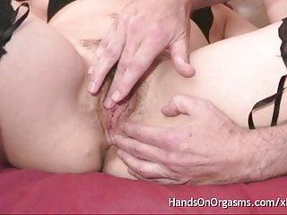 Wife Next Door Gets Hands On Orgasm Massage