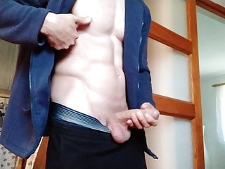 سکس گی Afternoon jerk muscle  military  masturbation  hunk  hd videos big cock  amateur