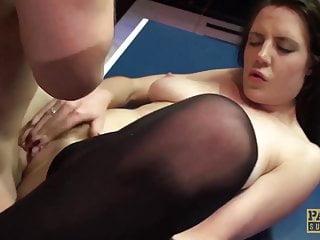 PASCALSSUBSLUTS – Roasting hot Samantha Bentley disciplined by Pascal