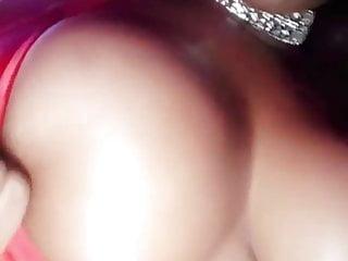 Black hot stripper teasing...