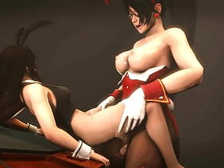 Armstrong sex compilation Tina (DOA) 3D Kokoro &