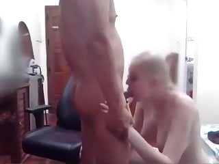 Russian blonde whore fuck by...