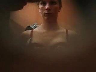 Spycam3 lingerie Store Milf!