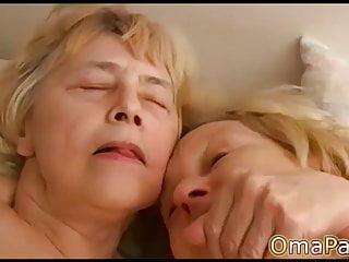 Omapass amateur grannies porn action compilation...