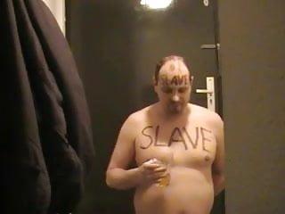 Humiliation of slave etienne...