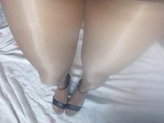 My pantyhose...