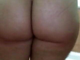 Fat brown ass