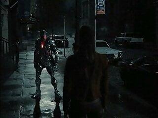 WW vs Cyborg – Justice Bang 2!