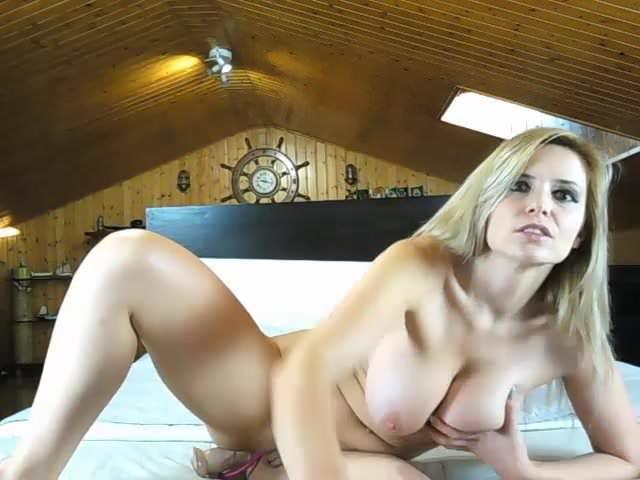 Mature Blonde Milf Anal
