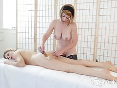 Yanks Miss Trish And Starlette's Sensual Sexy Playtime
