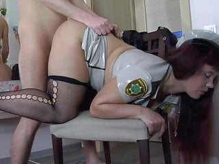 Crazy milf with big ass