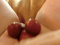 Small Cock and Balls in a Knot Play Till Juicy Cum!