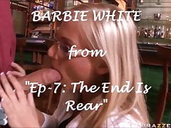 Movie Trailer: Barbie White from Ep-7: The End Is Rear