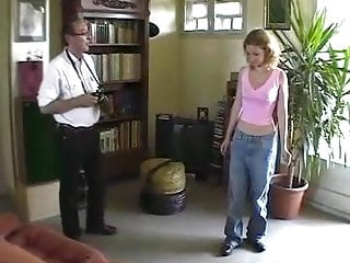 girl Shy spanked and domestic Stripped french discipline