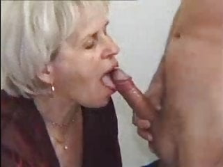 granny sucking and fucking