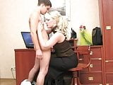 Boy and mature woman part2