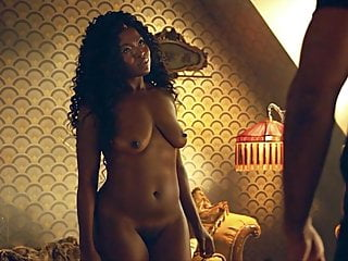 Yetide badaki ebony nigerian actress full frontal nude...
