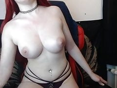 Chaturbate babe with perky tits and amazing body