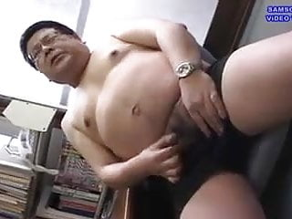 Japanese hot daddy...