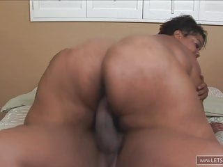 Mama enjoy her husband...