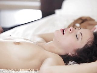 Nubile films start your day with facial...