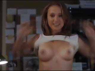 Natalie Portman Flashing Nude Fake