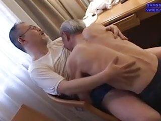 japanese Old Man 581
