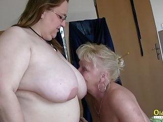 Oldnanny bohunka threesome blowjob mature action...
