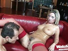 Dirty Milf Slut enjoy hugh Cock