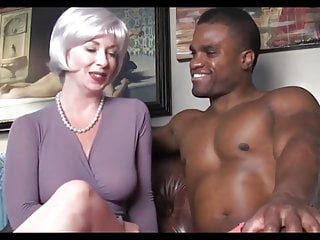 HOT horny milf with BOSS