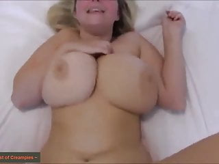 Cum Injection for a in need of sex curvy blonde box, from Hamburg!
