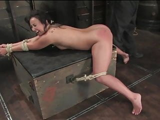 Bound  organism Ass & forced Whipped