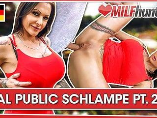 MILF Hunter fucks her ass and cums on it! milfhunter24.com