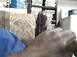 Homemade dick massager...