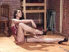 Me Strip & Masturbation & Orgasm