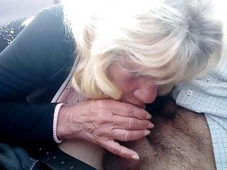 Granny suck cock e7...