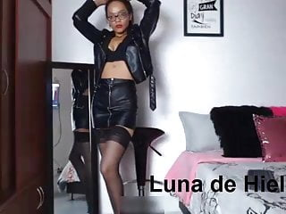 La en Perra Panties Latex  y