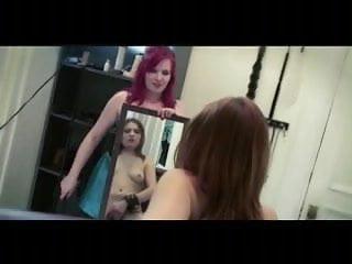 Lesbian Redhead Bitch Boss