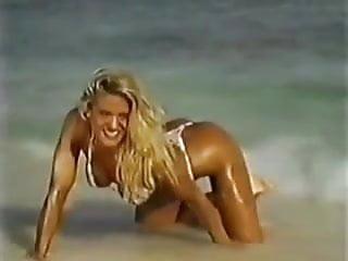 Victoria pratt hot bikini photoshoot 039 90s...